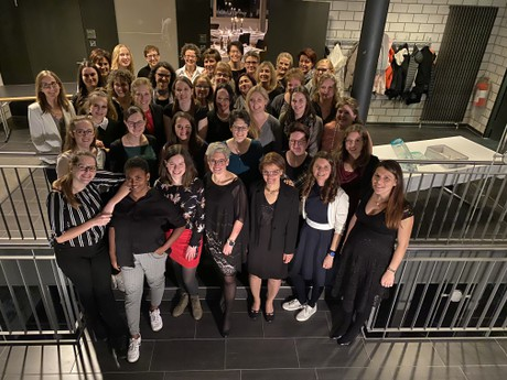 Damenriege Niederrohrdorf Chlaushock 2019